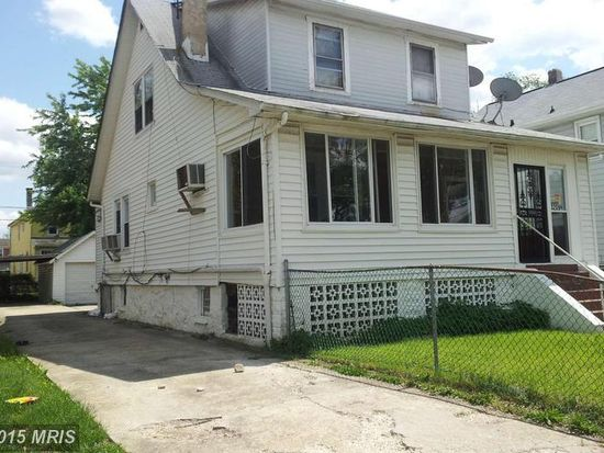 3209 W Rogers Ave, Baltimore, MD 21215