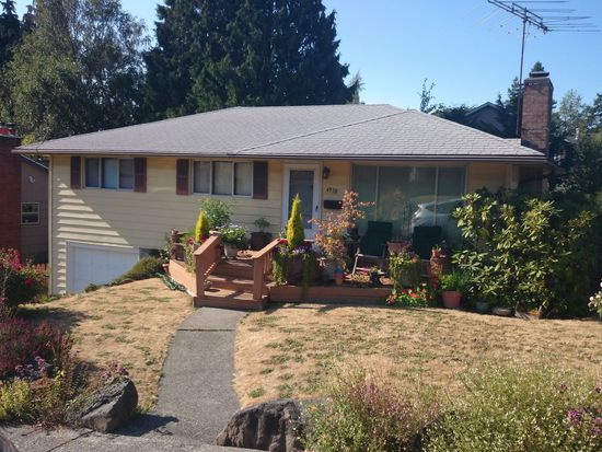 4930 SW Forney St, Seattle, WA 98116