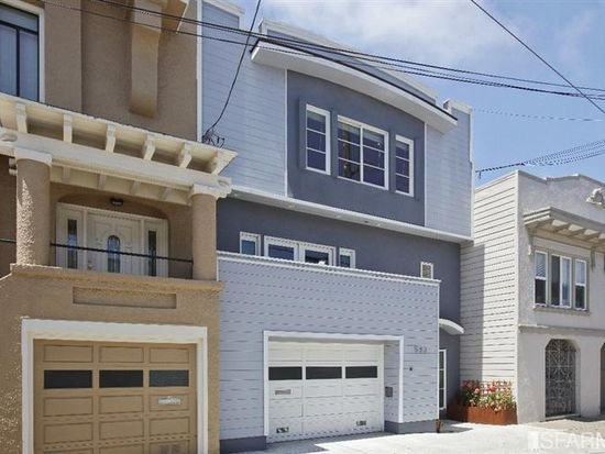 583 19th Ave, San Francisco, CA 94121