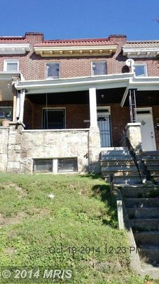 1126 Homestead St, Baltimore, MD 21218