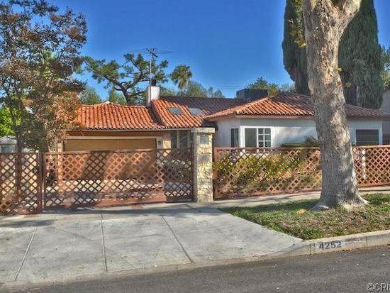 4252 Murietta Ave, Sherman Oaks, CA 91423