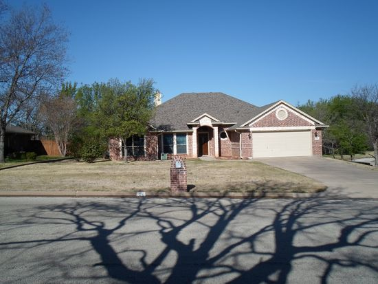 1510 S Rodgers Dr, Graham, TX 76450