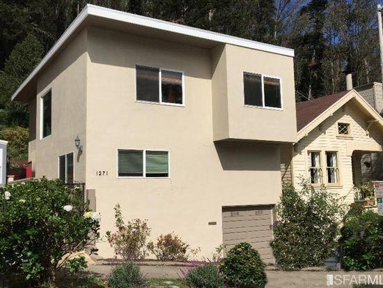 1271 Stanyan St, San Francisco, CA 94117