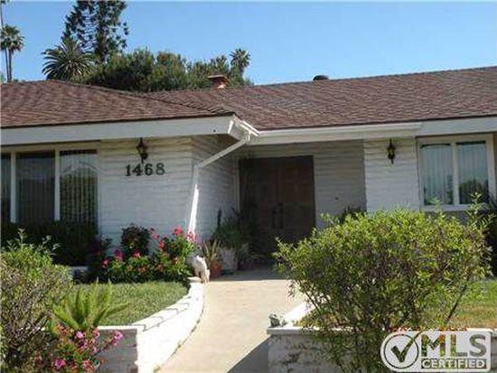 1468 Birch Ave, Escondido, CA 92027