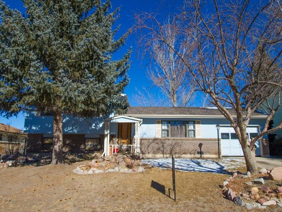 4830 Artistic Cr, Fountain, CO 80917