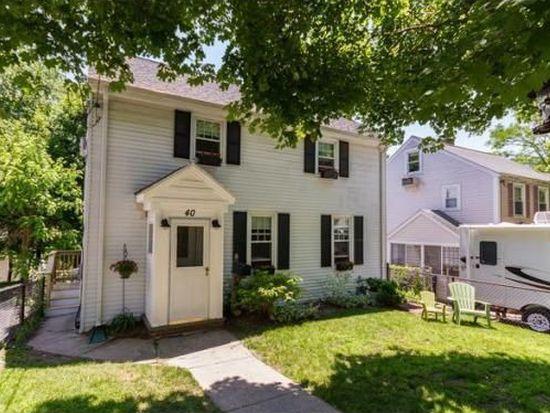 40 Chisholm Rd, Boston, MA 02131