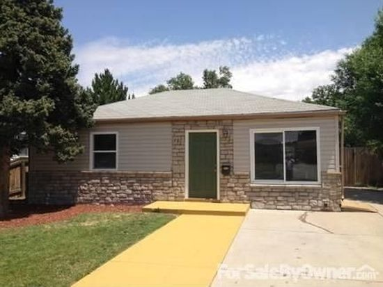 70 S Perry St, Denver, CO 80219