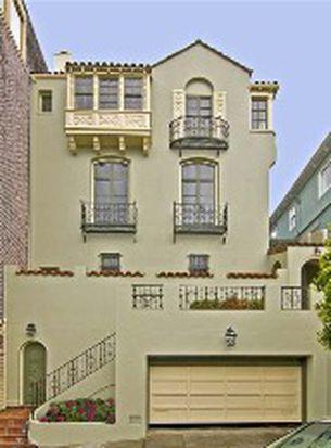 2445 Filbert St, San Francisco, CA 94123