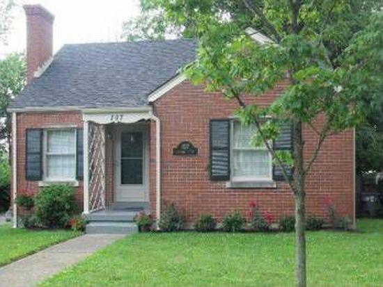107 Westgate Dr, Lexington, KY 40504