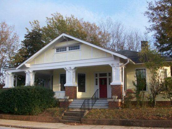 115 W Pickens St, Abbeville, SC 29620