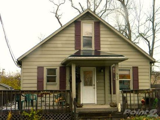 520 Mildred Ave, Fort Wayne, IN 46808
