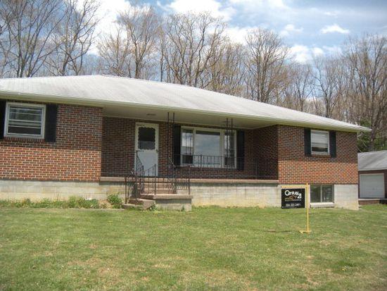 587 Durrs Pond Rd, Princeton, WV 24739
