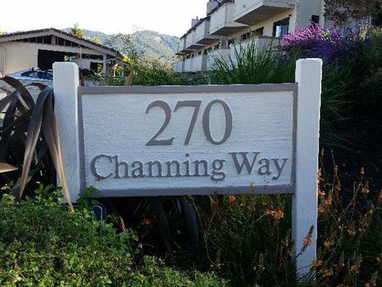 270 Channing Way, San Rafael, CA 94903