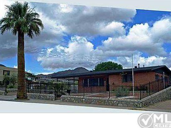 3401 Volcanic Ave, El Paso, TX 79904