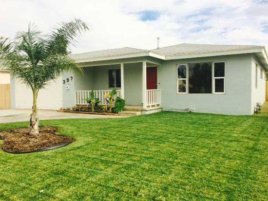 397 Orlando St, El Cajon, CA 92021