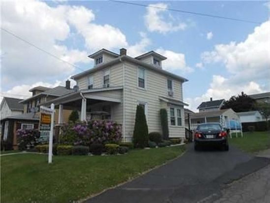 1025 Cunningham Ave, New Castle, PA 16101