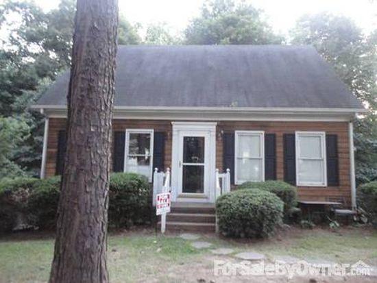 103 N Woods Rd, Henderson, NC 27536