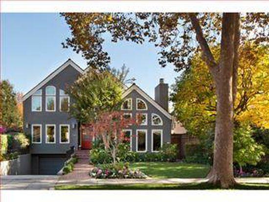 244 Rinconada Ave, Palo Alto, CA 94301