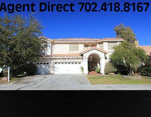 8752 Castle Hill Ave, Las Vegas, NV 89129