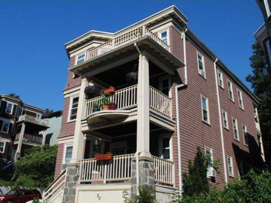 20 Forest Hills St UNIT 2, Boston, MA 02130