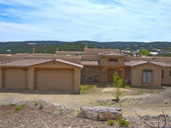 10 Pinon Ridge Rd, Tijeras, NM 87059