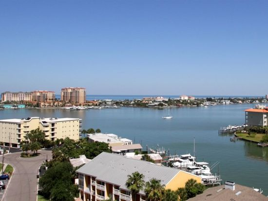 255 Dolphin Pt PH 8, Clearwater, FL 33767