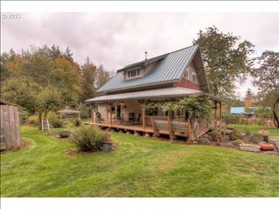 22350 S Bee Hill Rd, Colton, OR 97017