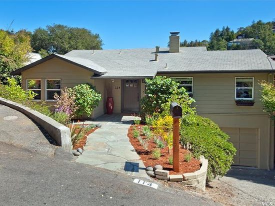 114 Terrace Ave, San Rafael, CA 94901