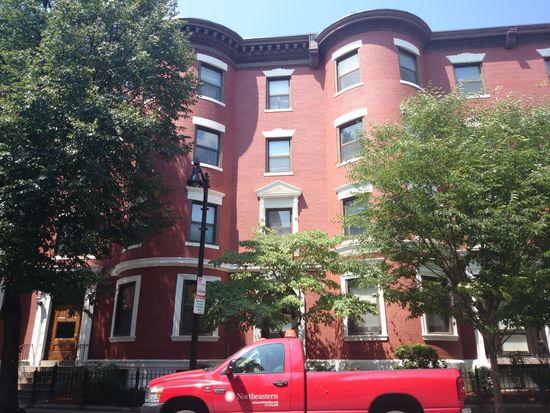 79 Gainsborough St UNIT 302, Boston, MA 02115