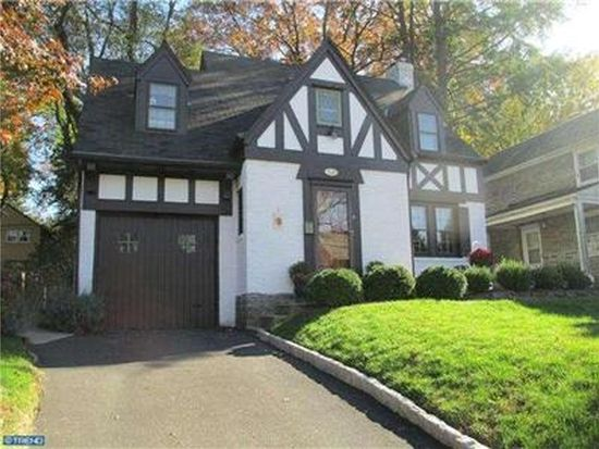 214 Runnymede Ave, Jenkintown, PA 19046