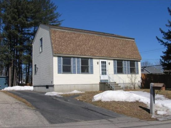 7 College Ave, Manchester, NH 03102
