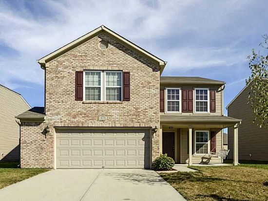 8274 S Midnight Dr, Pendleton, IN 46064