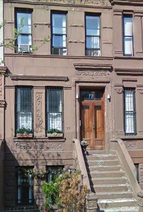 77 W 119th St, New York, NY 10026
