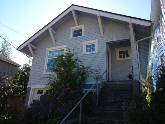 6811 16th Ave NE, Seattle, WA 98115