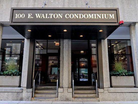 100 E Walton St APT 28E, Chicago, IL 60611