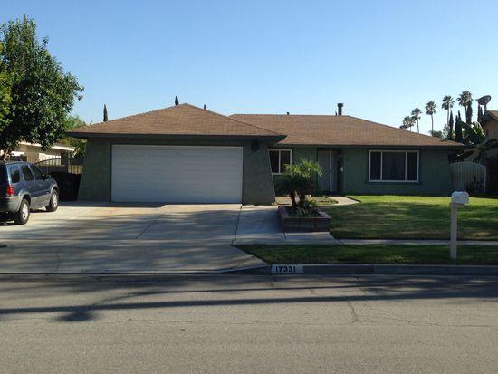 17331 Orange Way, Fontana, CA 92335