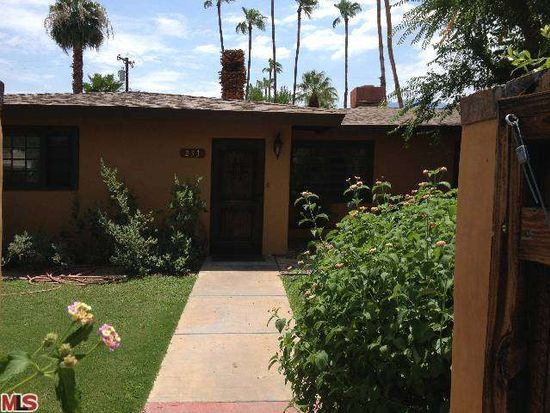 233 E Ocotillo Ave, Palm Springs, CA 92264