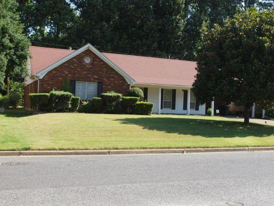 1380 Hickory Ridge Dr, Memphis, TN 38116