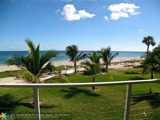 1041 Hillsboro Mile APT 2, Hillsboro Beach, FL 33062