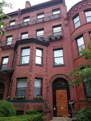 402 Marlborough St APT 5, Boston, MA 02115
