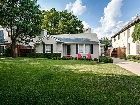 3916 Wentwood Dr, Dallas, TX 75225