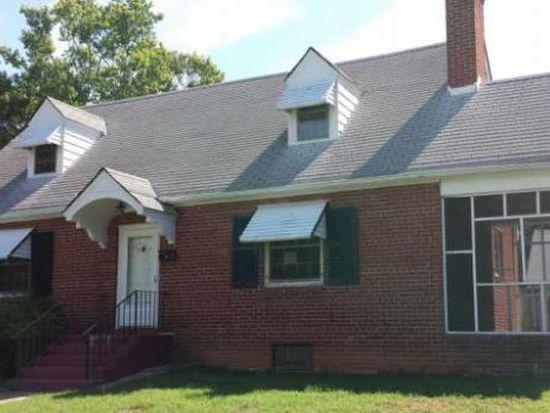 1313 Greystone Ave, Richmond, VA 23224