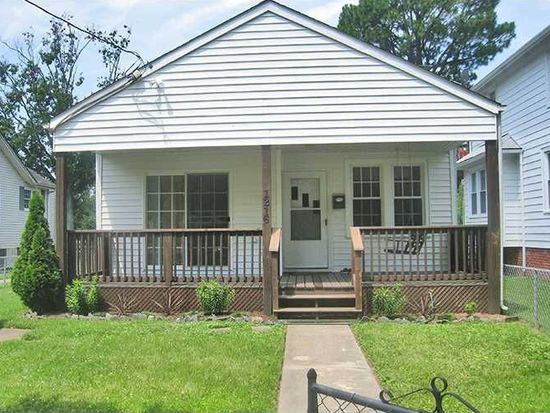 1216 Rodgers St, Chesapeake, VA 23324