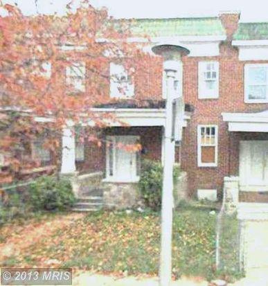 519 Denison St, Baltimore, MD 21229
