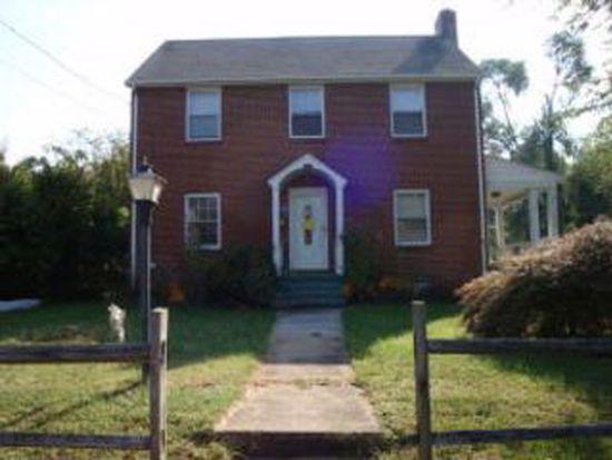 1307 Crescent St NW, Roanoke, VA 24017