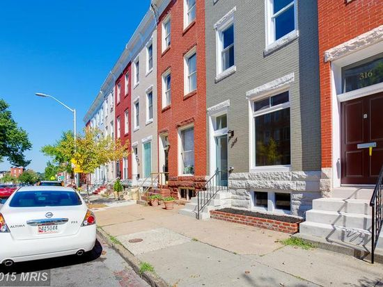 314 E 22nd St, Baltimore, MD 21218