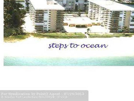 1149 Hillsboro Mile APT 206N, Hillsboro Beach, FL 33062