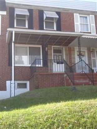 3679 Kenyon Ave, Baltimore, MD 21213