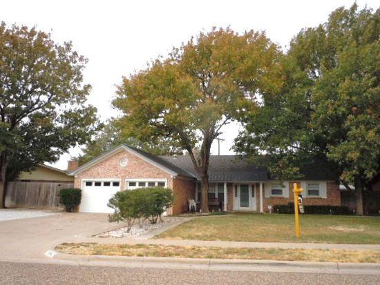 5404 16th Pl, Lubbock, TX 79416