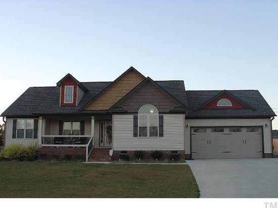 107 Hunterwood Pl, Benson, NC 27504